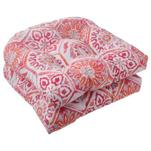 Dyanna Fabric Outdoor Seat Cushion (Set of 2)