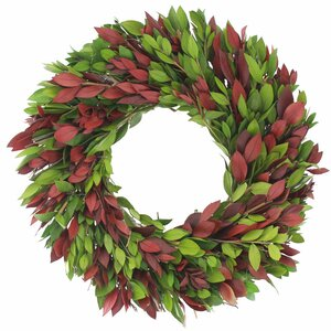 Holly Avenue Wreath