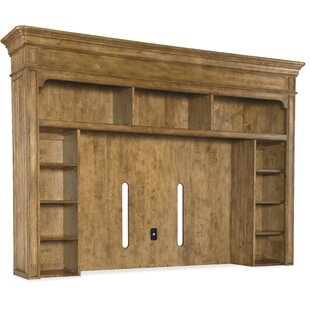 Archivist Entertainment Console Hutch by Hooker Furniture