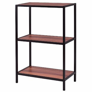 Hancock 3 Tier Etagere Bookcase by Williston Forge