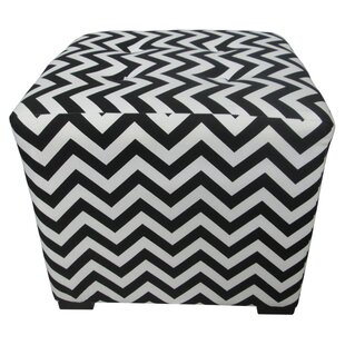 Adele Cube Ottoman by Sole Designs