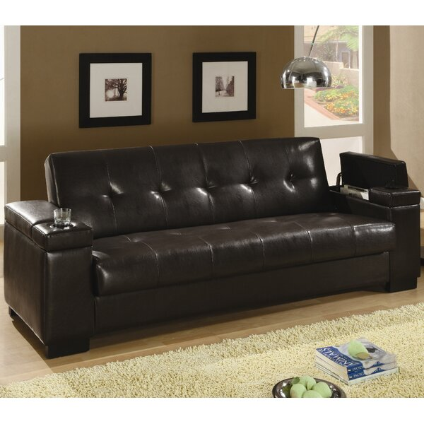 San Diego Leather Sofa | Wayfair
