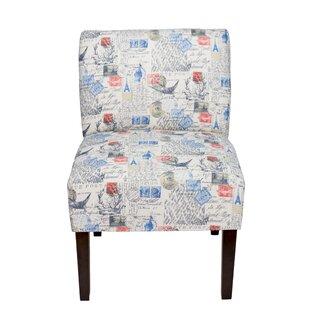 Winston Porter Brannan Slipper Chair