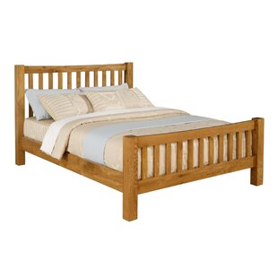 Alissa Bed Frame By Natur Pur