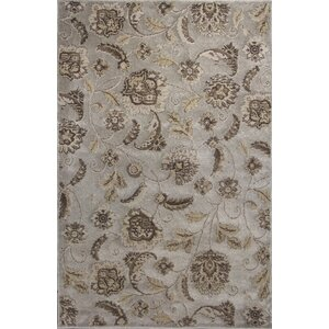 Timeless Silver Charisma Area Rug