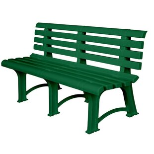 Cale Plastic Bench Image