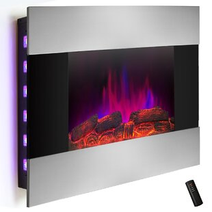 Wall Mounted Electric Fireplace By AKDY