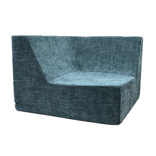 Brayden Studio Acheson Corner Chair with ..