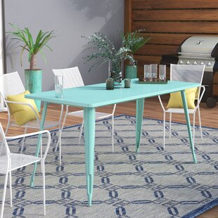 Eure Metal Dining Table
