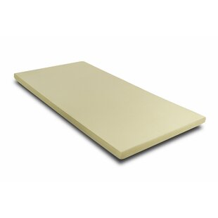 Dolly 3cm Memory Foam Mattress Topper By Symple Stuff