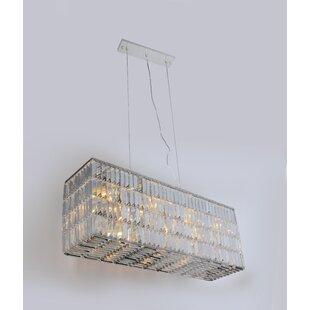 Blalock 8-Light Crystal Chandelier by Mercer41