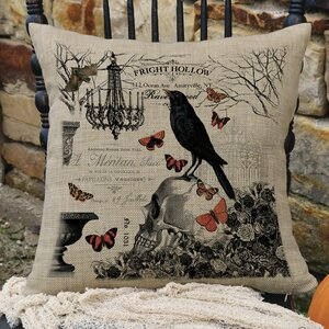 Hawthorne Gardens Pillow Cover