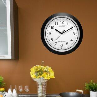 11.5 Atomic Analog Wall Clock by La Crosse Technology