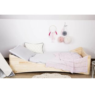 Box Wooden Bed Frame by Wrigglebox