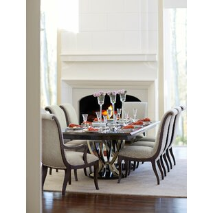 Miramont 9 Piece Drop Leaf Dining Set Bernhardt