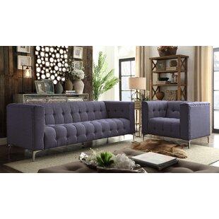 Sandi Configurable Living Room Set By Rosdorf Park