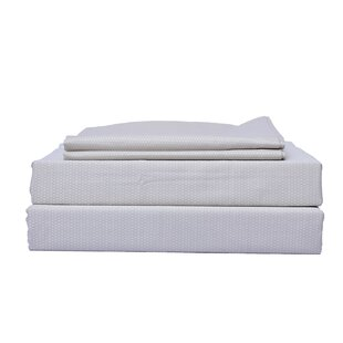 Husman Genuine Jacquard 350 Thread Count 100% Cotton Sheet Set