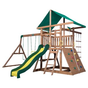 McKinley Mount Swing Set