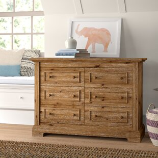 Inexpensive Topher 6 Drawer Double Dresser by Mistana Reviews (2019) & Buyer's Guide