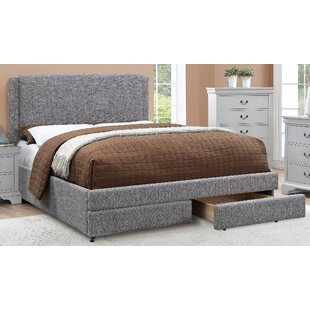 Rosana Upholstered Storage Platform Bed by Latitude Run
