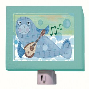 Oopsy Daisy Musical Manatee Night Light