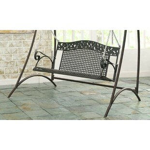 Darby Home Co Pemberville Porch Swing