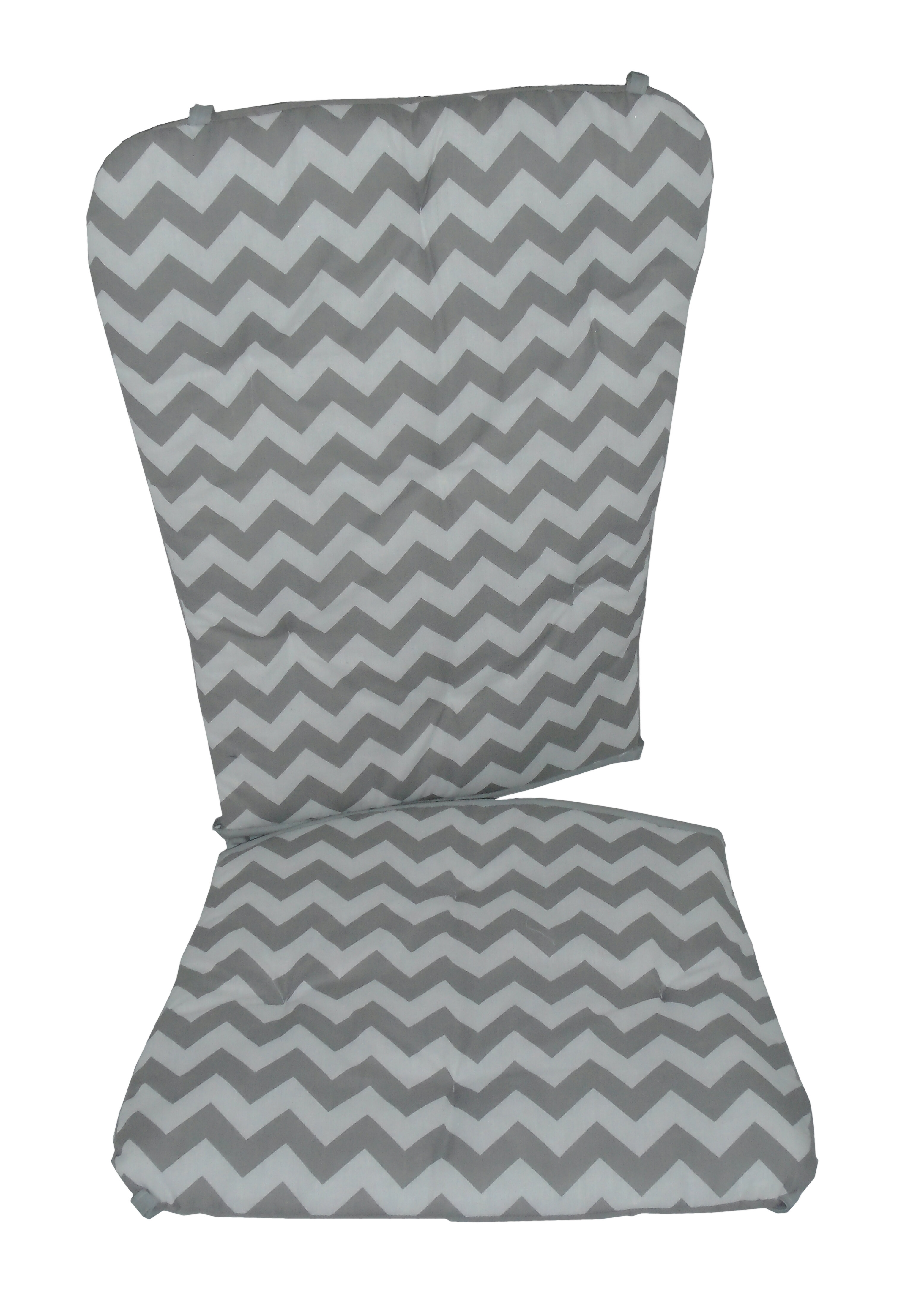 Exceptionnel BabyDoll Bedding Chevron Rocking Chair Cushion U0026 Reviews   Wayfair