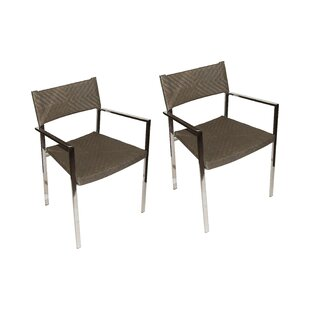 Dining Chair (Set Of 2) By Mercury Row