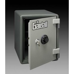 One Hour Fireproof Record Safe With Mechanical Lock