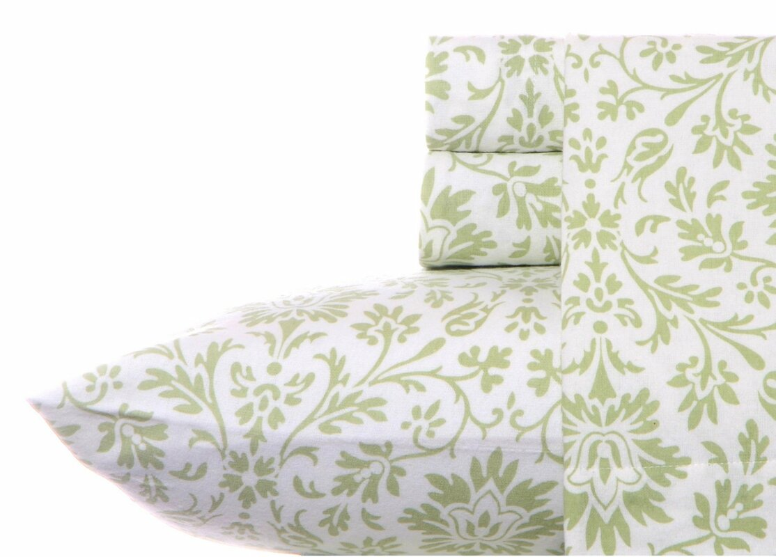 laura ashley home jayden flannel sheet set by laura ashley home