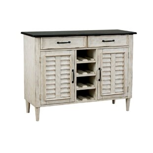 Stalybridge Rustic Solid Wood Sideboard Gracie Oaks