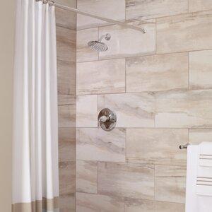 Fluent Pressure Balance Bath/Shower Trim