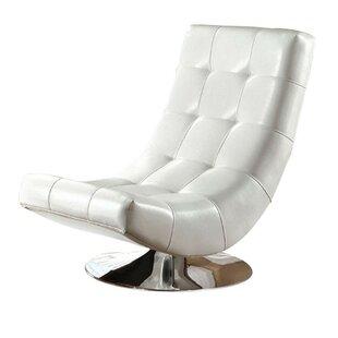 Orren Ellis Miles Swivel Lounge Chair