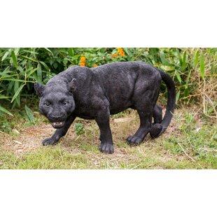 Bloomsbury Market Pelton Panther Stalking Statue