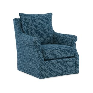 Lacey Swivel Armchair by Sam Moore