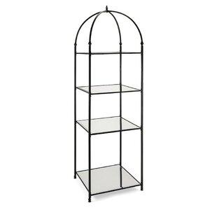 Benzara Abbott Display Shelf (Set of 2)