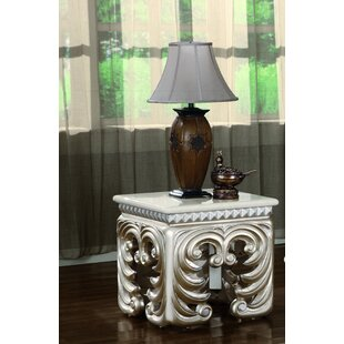 Astoria Grand Dowler End Table