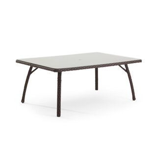 Fenley Glass Dining Table ..