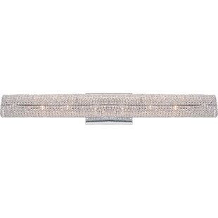 Willa Arlo Interiors Wetherbee 8-Light Bath Bar