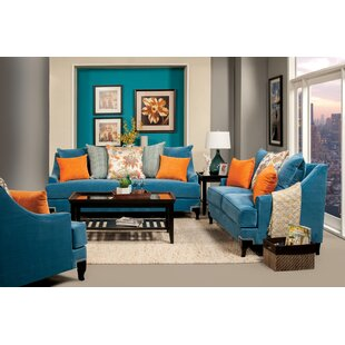 Darby Home Co Back East Configurable Living Room Set