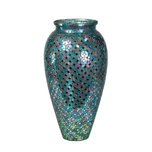 Navy Blue Floor Vase Wayfair