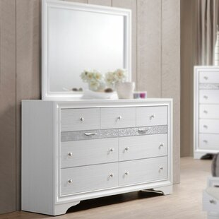 House of Hampton Ines 9 Drawer Double Dresser