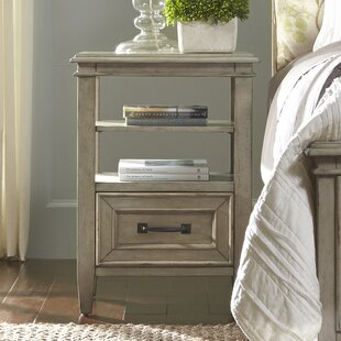 Industry 1 Drawer Nightstand