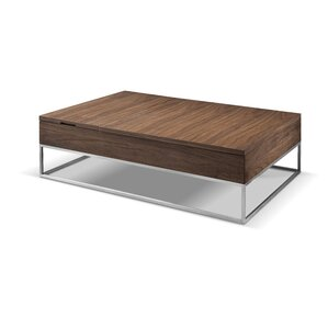Tine Coffee Table with Lift Top by Orren Ellis