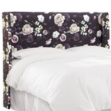 Unger Upholstered Wingback Headboard by Rosdorf Park