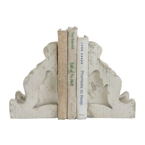 Chateau Magnesia Corbel Bookends (Set of 2)