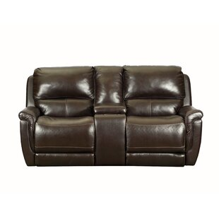 Palazzolo Reclining Loveseat by Red Barre..