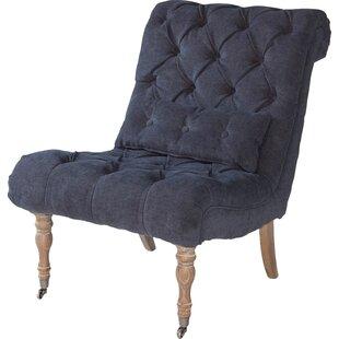 Boudoir Side Chair