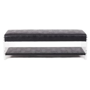 Iconic Home Chaplin Storage Bench