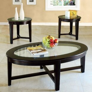 Fortin Coffee and End Table Set by Winston Porter